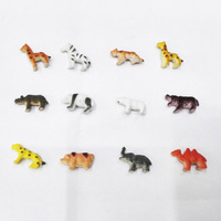 PVC Mini Forest Animal Toy