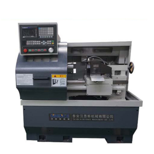 High quality metal bar cutting small cnc machine lathe prices CK6132A