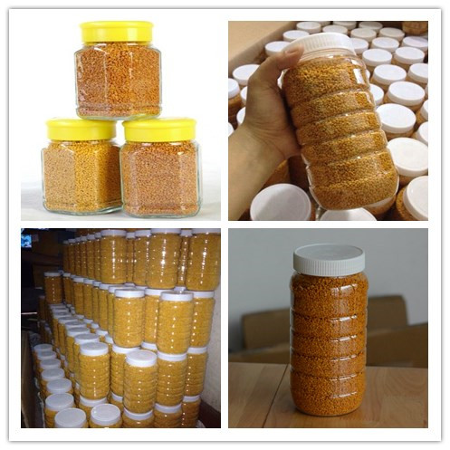 top quality factory price rape flower bee pollen