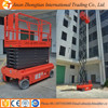 self-propelled lift platform/6m lifting height lifter prices