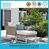 Most Popular Easy Cleaning Handmade Garden Rattan Reclining Chair
