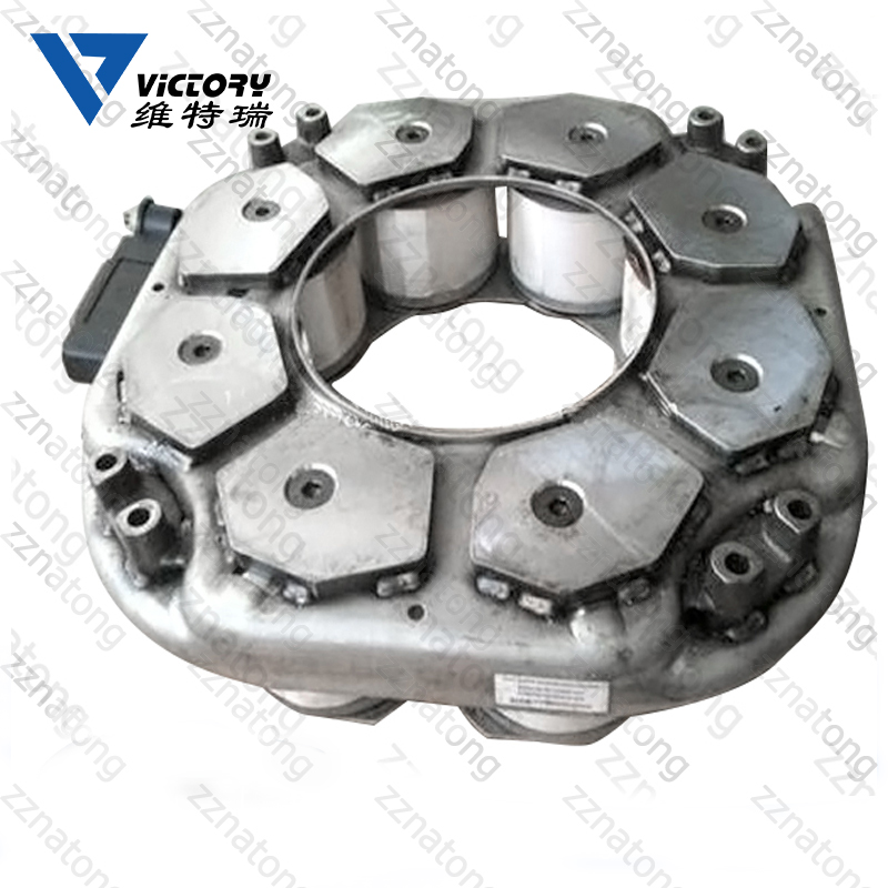 Hot sale original factory high quality Yutong Kinglong Bus brake retarder Bus parts telma retarder