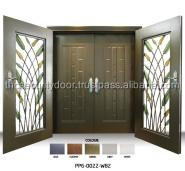PP60022W82 3D DESIGN SECURITY DOOR MADE FROM MALAYSIA