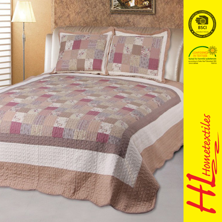 exporting standard hand work produce hotel bedclothes