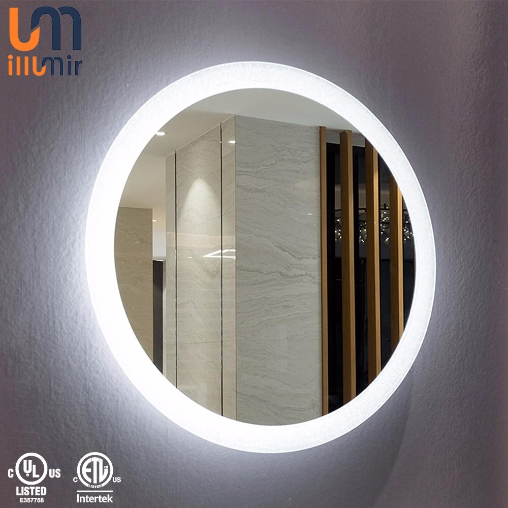 Ul Etl Ce Wholesale Elegant Decorative Frameless Wall