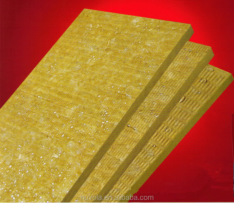 Thermal Acoustic Material Rockwool Insulation for Building Wall