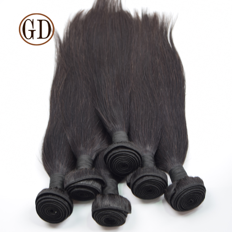 can be dyed natural unprocessed raw hair weave cheap best grade 100 human chinese virgin hair
