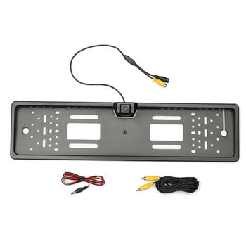 Car Rear View Camera Reverse Backup Review Reversing Parking Kit With Night Vision Waterproof