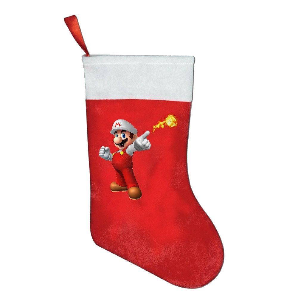 Buy Ror Super Mario Fire Multi-Pack Xmas Cute Warm Socks Christmas ...