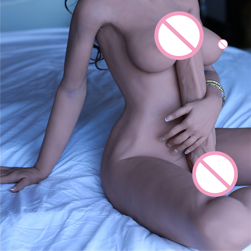 Artificial Penis Shemale Silicone Sex Doll For Men And Women