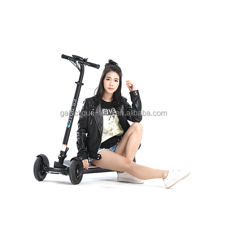 Energy Saving And Safe Hoverboard Big Tire Electric Scooter China Eec Electric Scooter