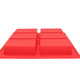 Hot Selling High Quality Square shape Custom Silicone Soap Molds