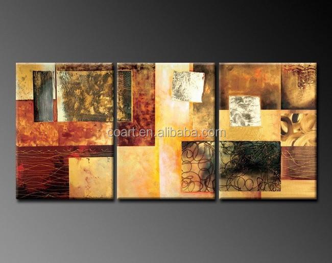 moderne abstrakte lgem lde malerei kalligraphie produkt. Black Bedroom Furniture Sets. Home Design Ideas