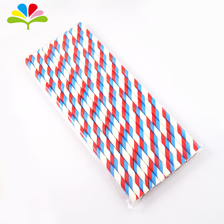 Wedding Favors Drinking Paper Straws Birthday Party Decoration Kids Party Supplies