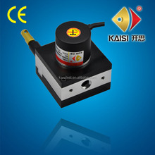 Resistance Sensor KS50-1500-R10 Draw Wire Displacement Sensor, Resistive Linear Position Transducer