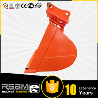 Promotion cheap used mini excavator buckets for sale