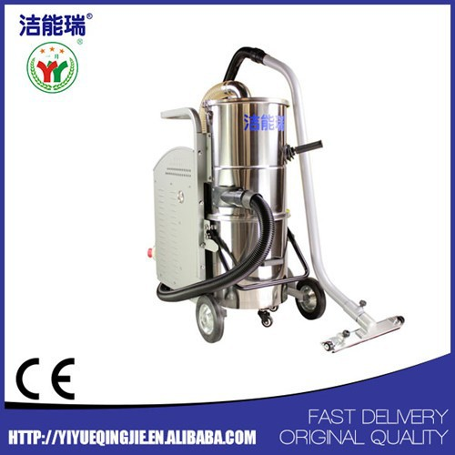 three-phase electric 3000W wood industrial vacuum cleaner
