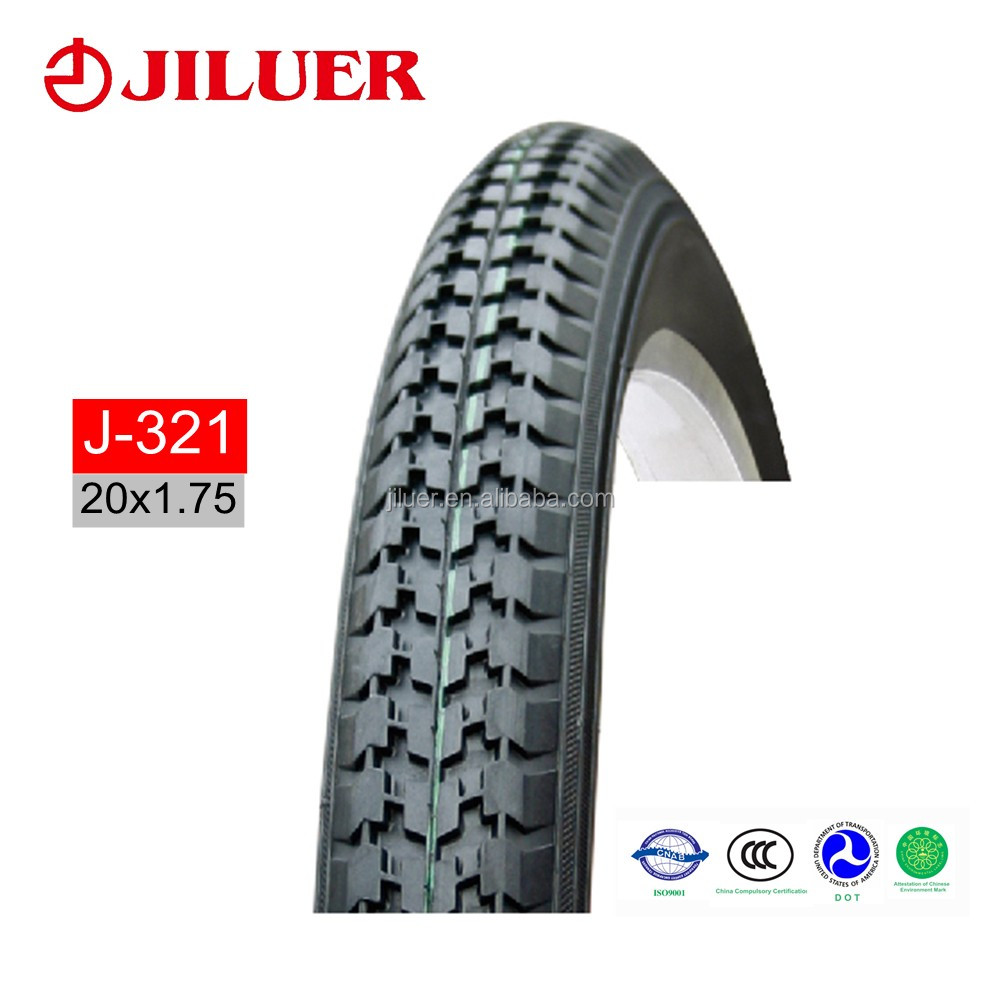 New pattern City bike and BMX tyre 20 inch tire 20*1.75 bicycle tire
