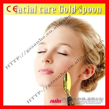 Golden spoon facial