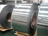 Stainless steel sheet coils