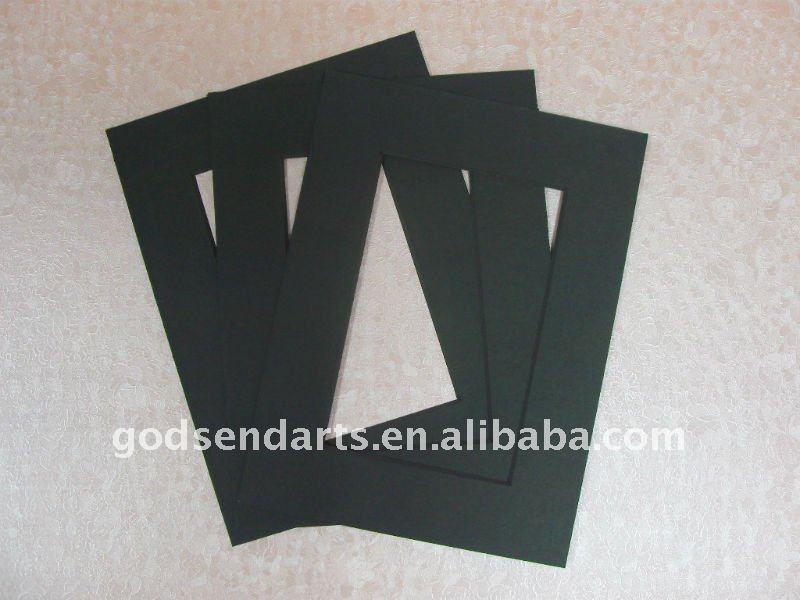 2.0mm Negro Soporte De Cartón Para Marcos - Buy Product on Alibaba.com