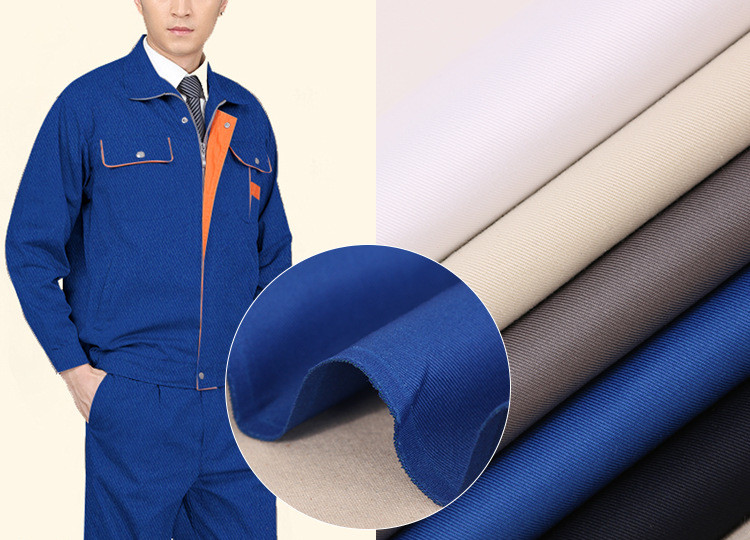 factory sales TC 80/20 workwear fabric
