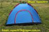 3 persons folding automatic tent, family tent manufacturer, tente camping