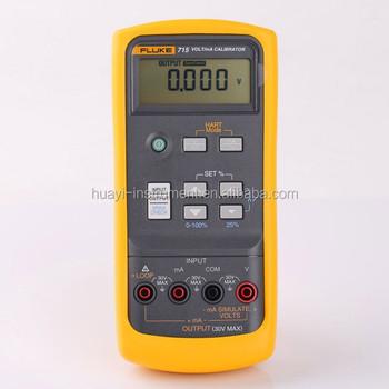 Fluke 715 Volt/ma Process Calibrator,Original F715 Process ...