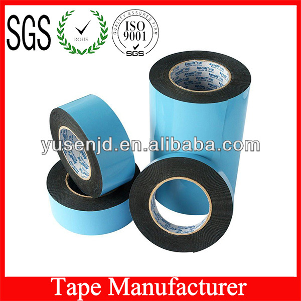 Anti-solvent die cutting double weather strip foam tape for nameplate
