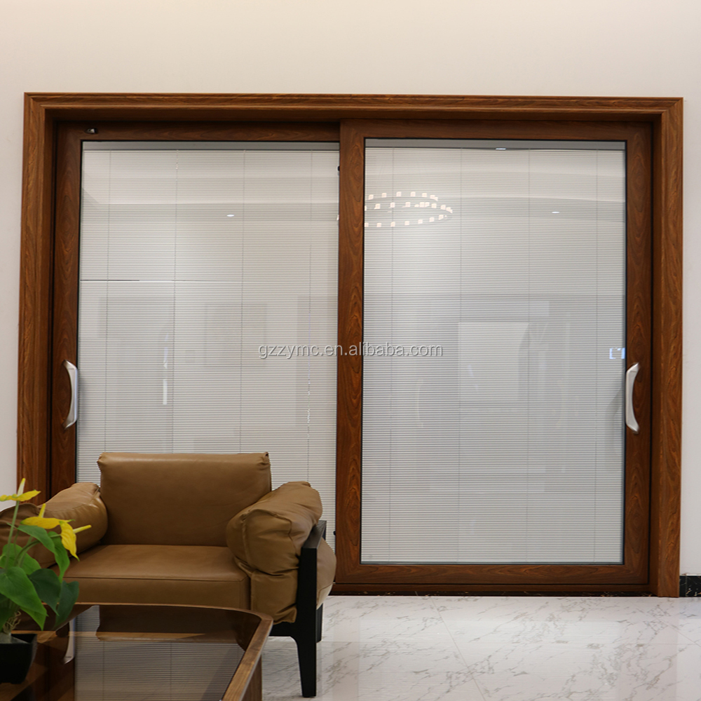 Office doors beech veneer door with 4no 150 x 150mm for Office main door design