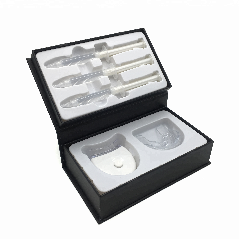 2018 Private Logo Home Used Teeth Whitening Led Light Kit For Tooth Polishing, Custom