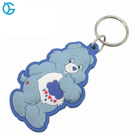 Soft PVC Fashion Custom Logo Keychain