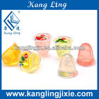Jelly, Milk, Water Cup filling sealing machine