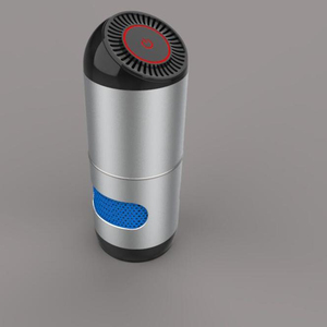 2018 new OEM/ODM HEPA Car Anion Air Purifier, Air Refresher, Air Cleaner with LED Indicator light