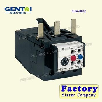 99e8dde4aac Alta Qualidade mais barato SIEMENS 3UA-80 3UA58 Relé Térmico de Sobrecarga térmica  Relé