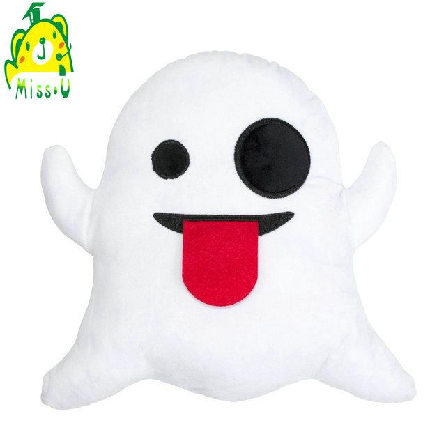 Super soft Funny iphone messge emotions emoji pillow by high quality plush