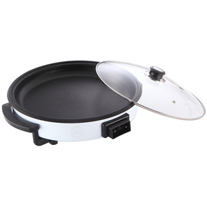 ceramic coating electric skillet/electric pizza maker