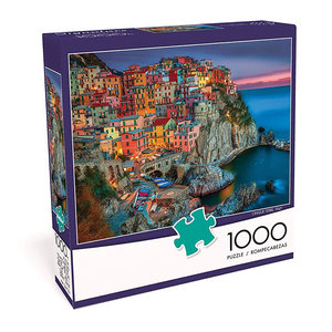 Various colors jigsaw puzzle 1000 / 500 pieces , wholesale jigsaw puzzles manufacturers