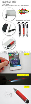 Laserpointer Pen Phone Mate LED Torch