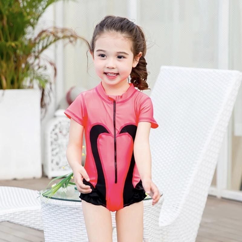 Venta al por mayor traje de baños para niños-Compre online los ...