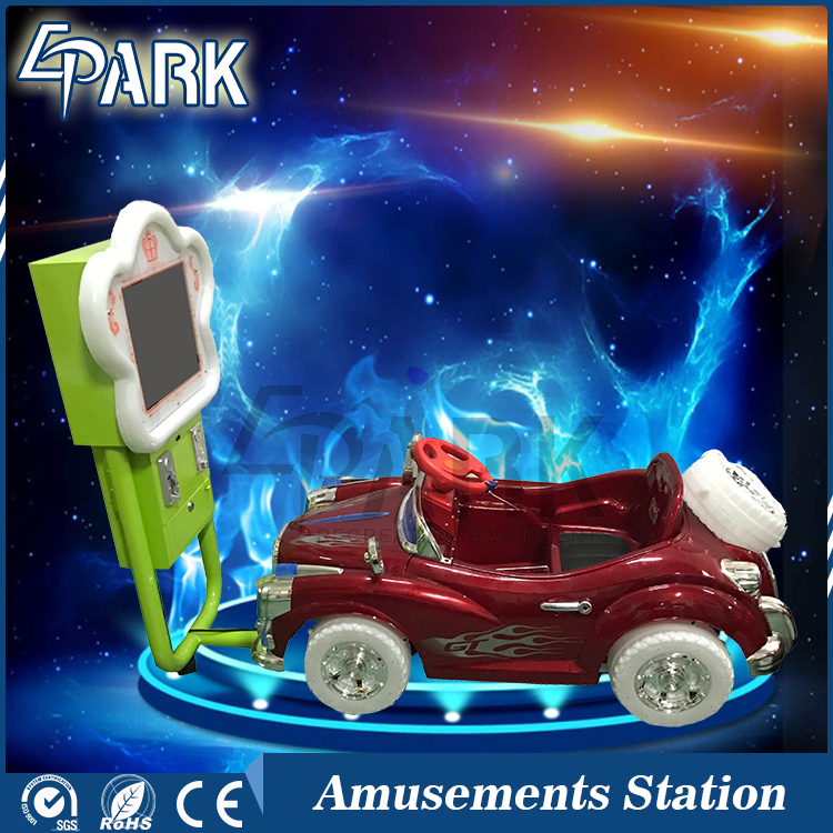 EPARK funny Bubble Car game machine / coin operated kiddie rides / amusement kiddie rides for sale