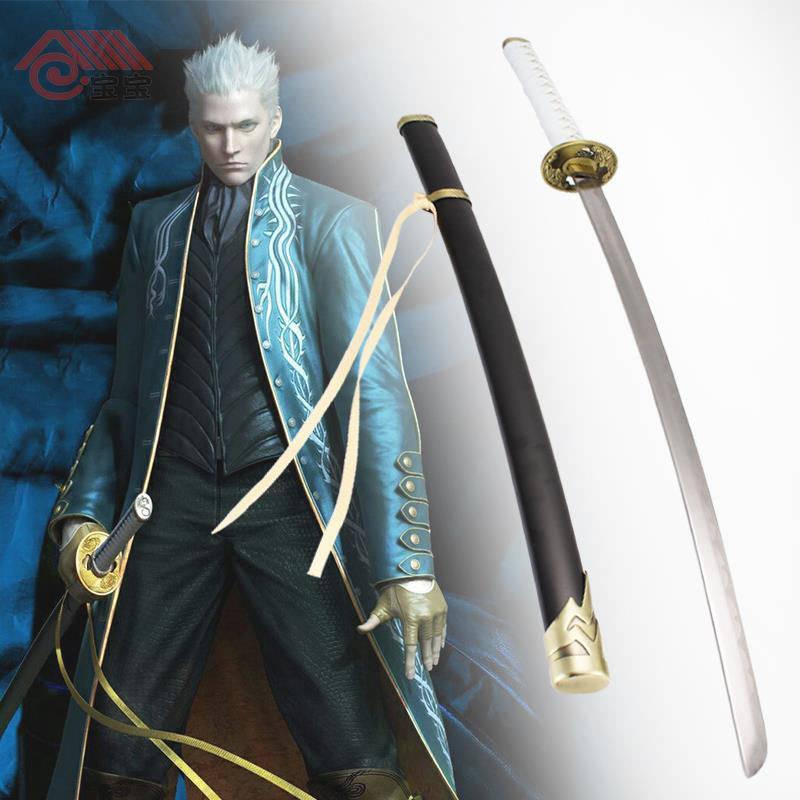 ZS-9429 vintage home decor katana cosplay anime sword