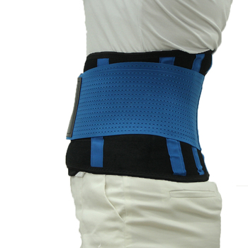 Colorful Sports Neoprene Waist Lumbar Support Belt/Sweat Slimming Shaper Trainer Waist Trimmer Belt