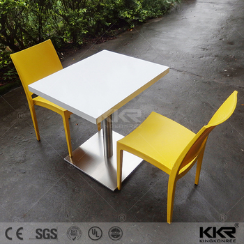 Solid Surface Contemporary Quartz Composite Dining Table Top Buy