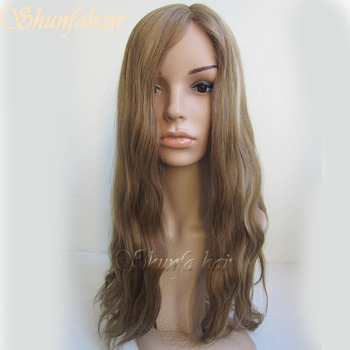 full lace wig for white women human hair virgin hair remy hair blond color  factory price 2f4ed1e68d