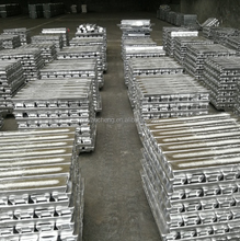 Hot Sale Secondary Aluminium Alloy Ingots AC4B from Self-owned Smelter