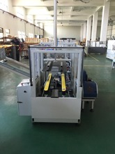 Hot melt gule automatic carton box packing machine