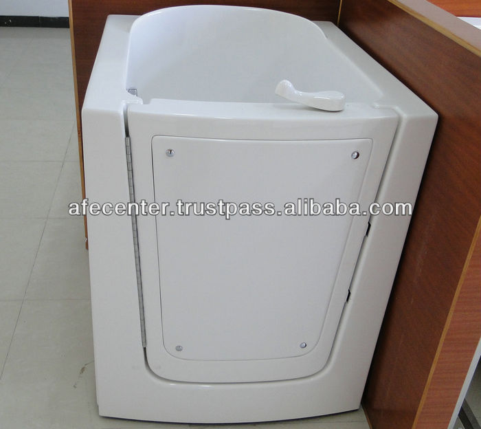 Beau Bathtub For Old People And Disabled People Jetted Tub Shower Combo Bath  Massage Tube Hydromassage French Tub Whirlpool Bathtub