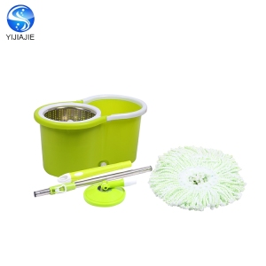 factory supply 360 rotating spin of mop frame for Floor Cleaning