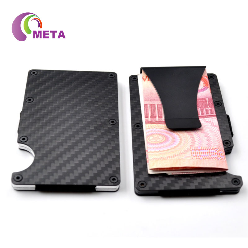 8f770b366a92 2018 Carbon Fibre Slim Wallet,Slim Wallet & Rfid Blocking Front Pocket  Wallet,Minimalist Wallet For Men And Women - Buy Carbon Fibre Slim  Wallet,Slim ...